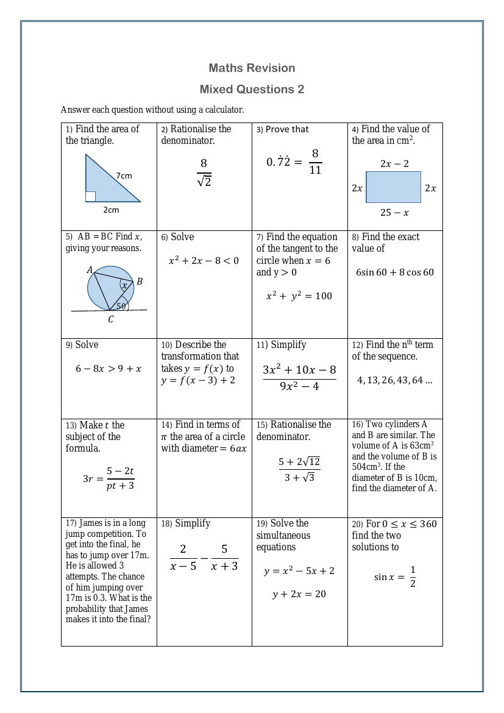 Multiplying Decimals A Maths Worksheet And Answers Gcse Foundation Grade 3 Year 7 Algebra Worksheets Ks3 Maths Worksheets Math Worksheet