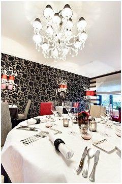 Restaurant La Fleur De Thym Houffalize Ardennen Belgie