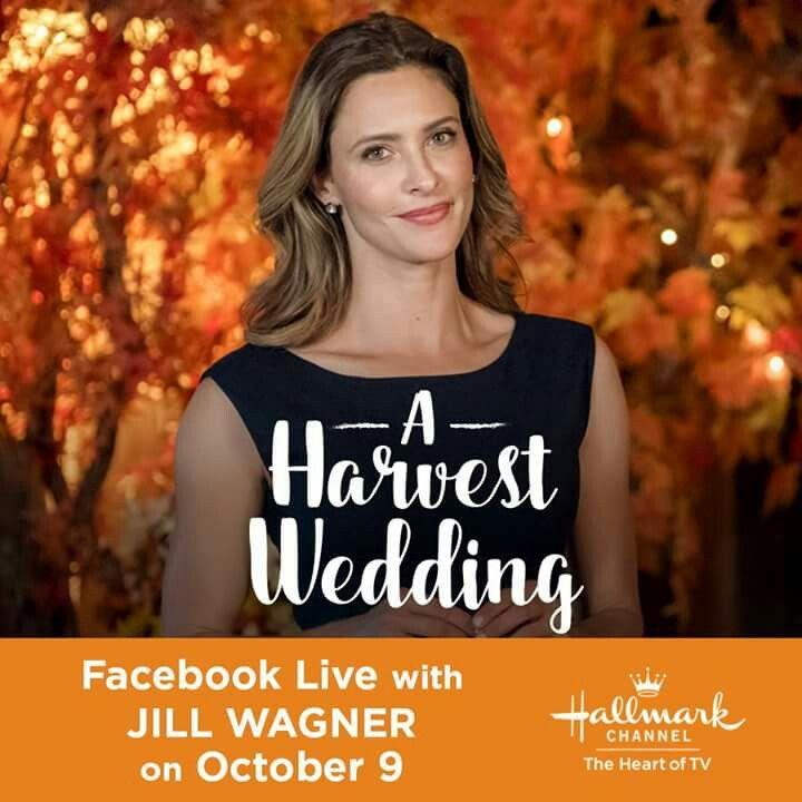 a harvest wedding hallmark movie location