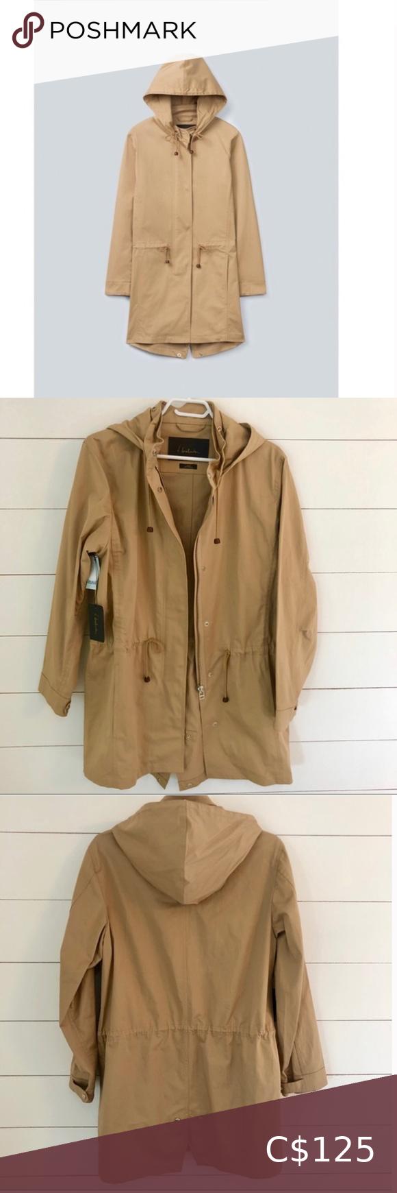 Aritzia T Babaton Scott Coat In Tawny Coats Jackets Women Long Coat Jacket Trendy Vest [ 1740 x 580 Pixel ]