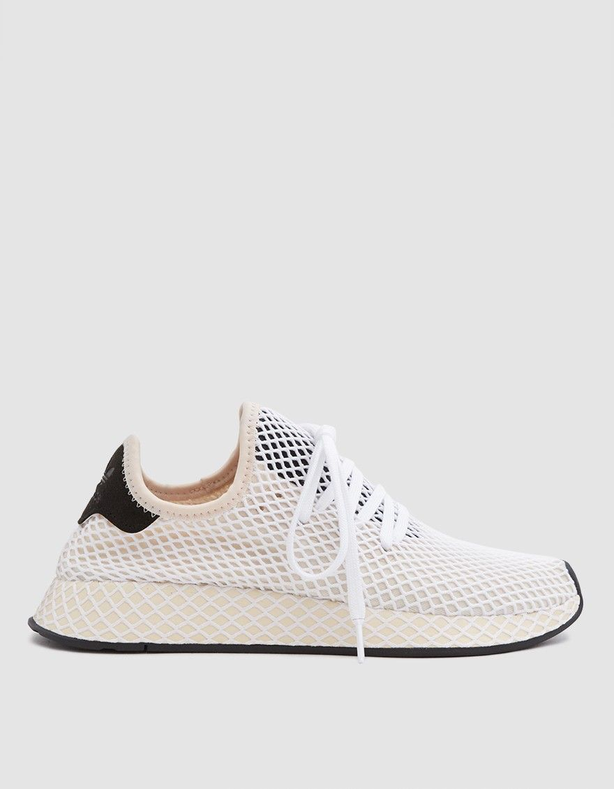 Adidas / Deerupt Runner in Linens | Shoes with leggings ...