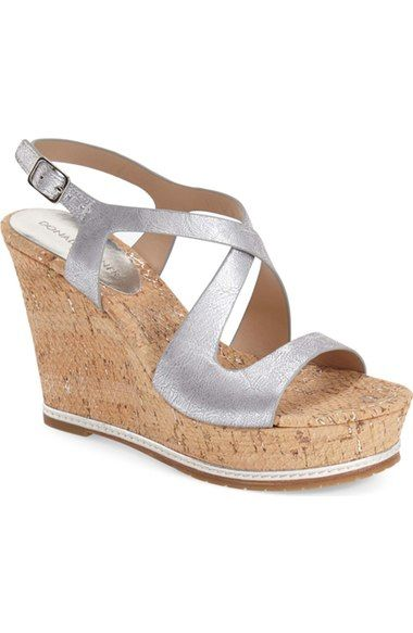 c1a4dce3a71 Donald J Pliner  Camdyn  Wedge Sandal (Women) available at  Nordstrom
