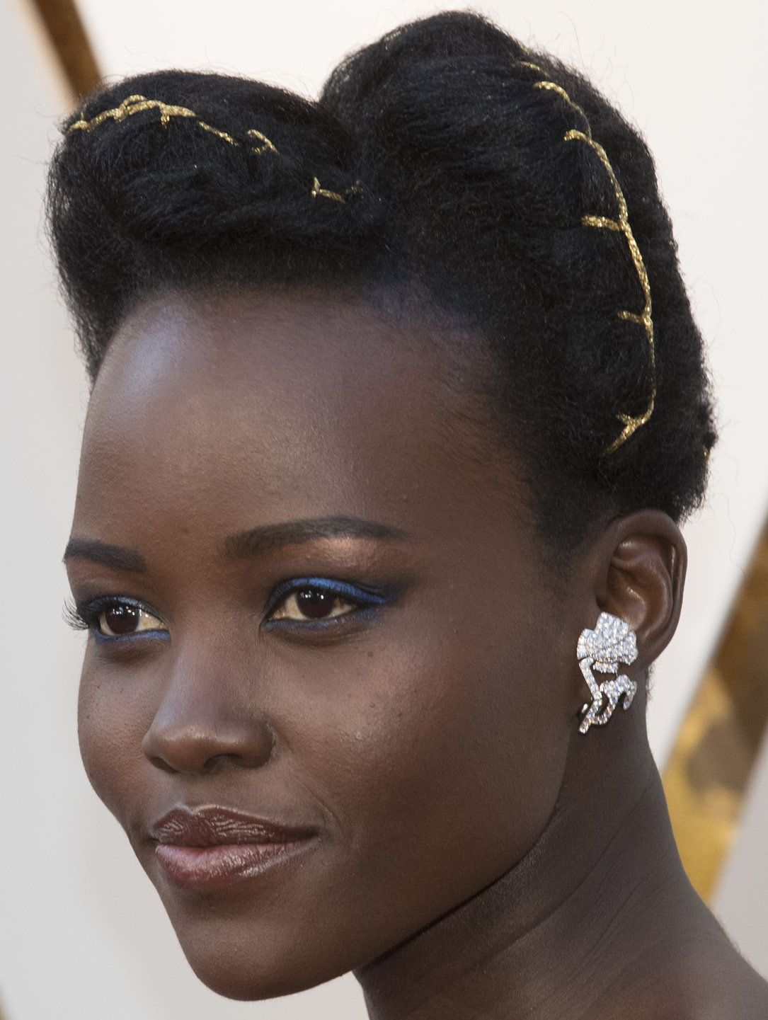 27 extreme closeups of the best beauty at the Oscars