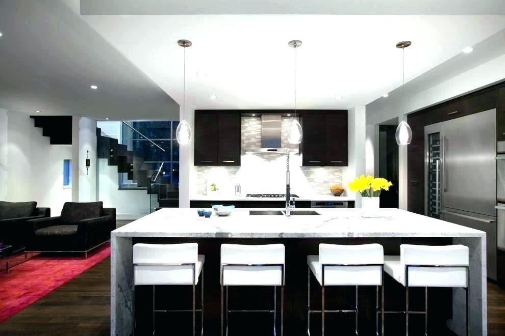 Contemporary Mini Pendant Lighting Kitchen Regarding