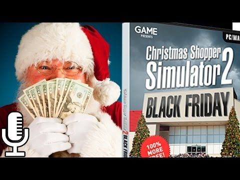 christmas shopper simulator 2 compras en black