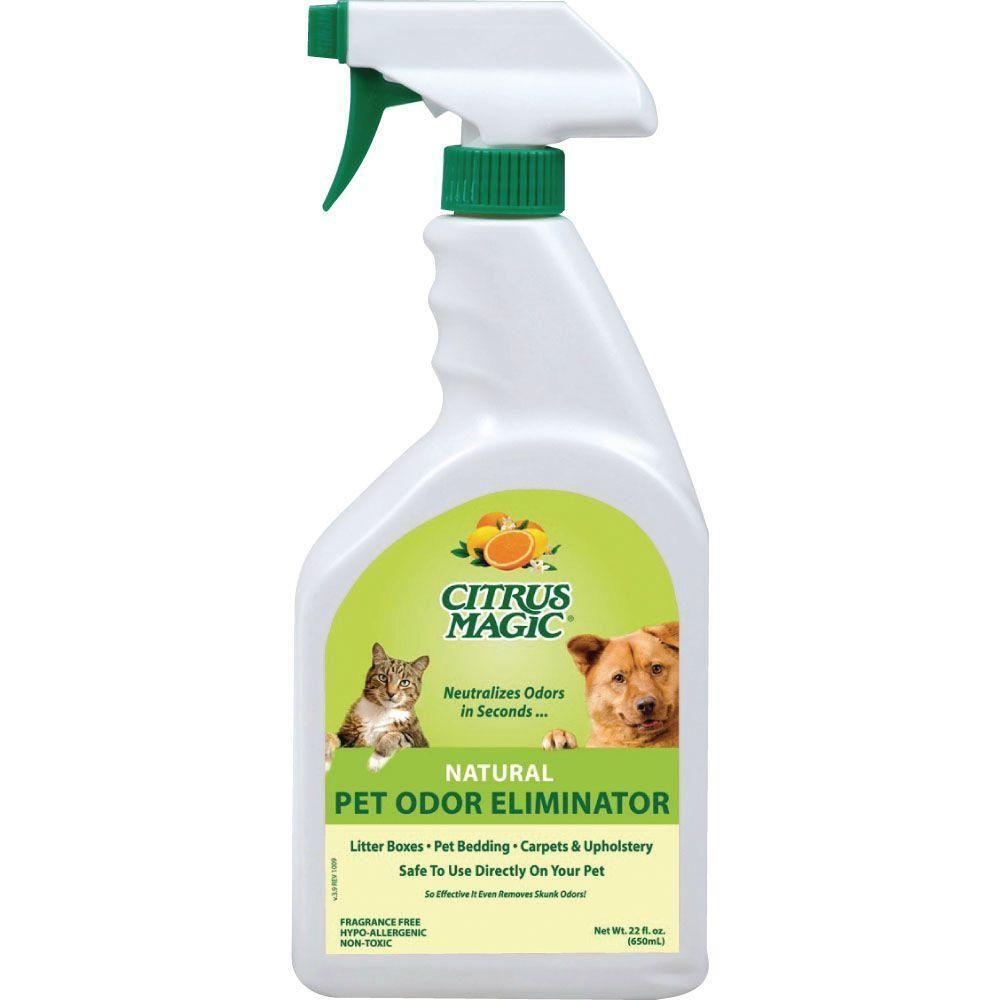 22 oz. All Natural Pet Odor Eliminating Spray (3Pack