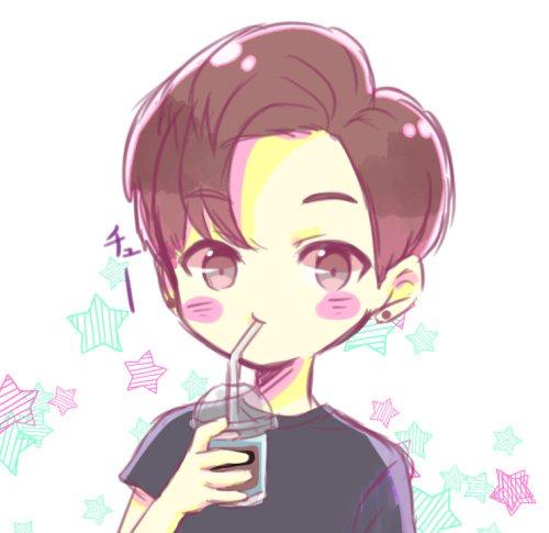 jungkook chibi jungkook maknae Pinterest Chibi, BTS