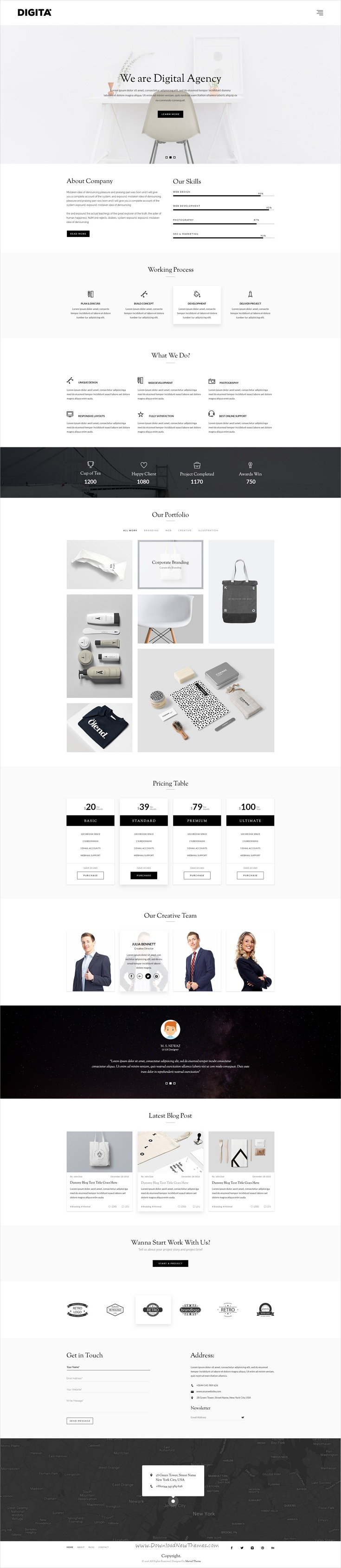 Maxive is a #minimal multipurpose #PSD template for stunning #agency websites with 13+ homepages. 30+ Portfolio pages, 10+ blog pages and 62 organized PSD files download now➩ https://themeforest.net/item/maxive-multipurpose-minimal-agency-personal-photography-portfolio-psd-template/19276049?ref=Datasata