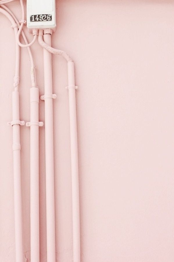 Spring colours all pink piping places and spaces - Magenta wandfarbe ...