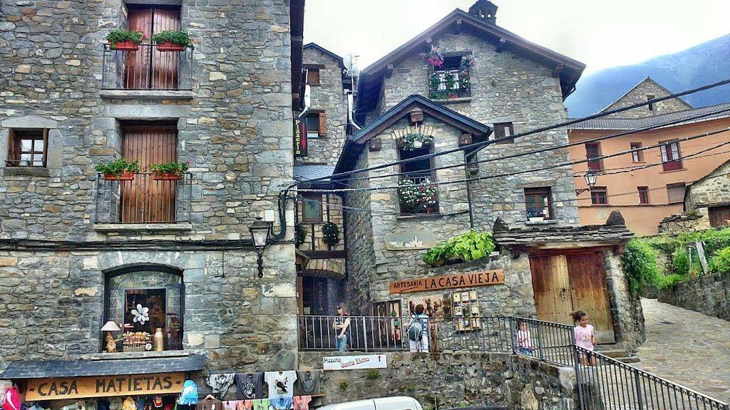 Photo of Torla,Huesca,España