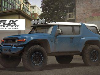 FJ Cruiser Concept rendering | Toyota Trucks | Pinterest | Fj ...