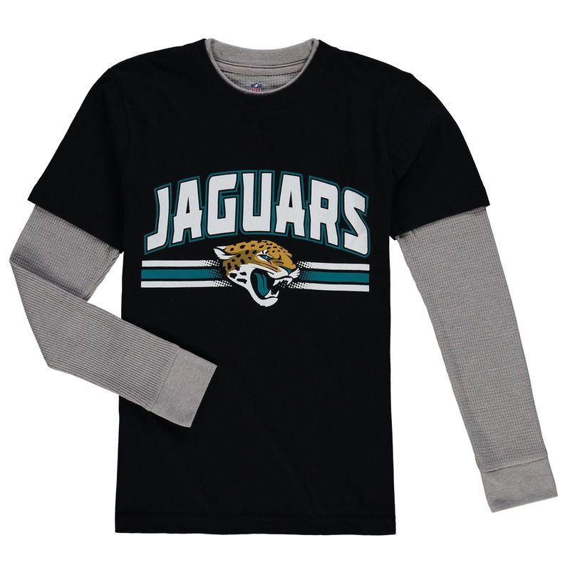 6cdf5126 Jacksonville Jaguars Preschool Fan Gear Bleachers Faux Layer Long ...