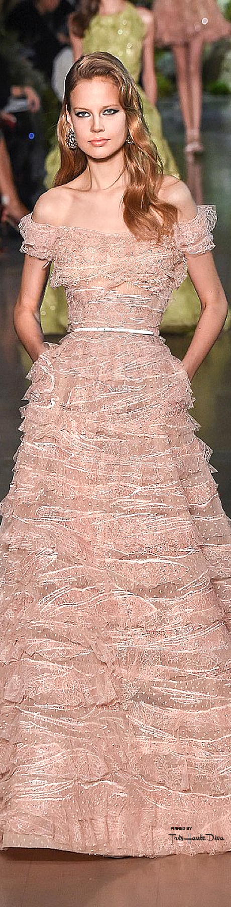 Elie Saab Spring 2015 Couture ♔THD♔ | DE FIESTA | Pinterest ...