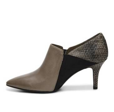 b709a4eb56198d Dress Boots Women s Shoes Black Mid Heel Size 8.5