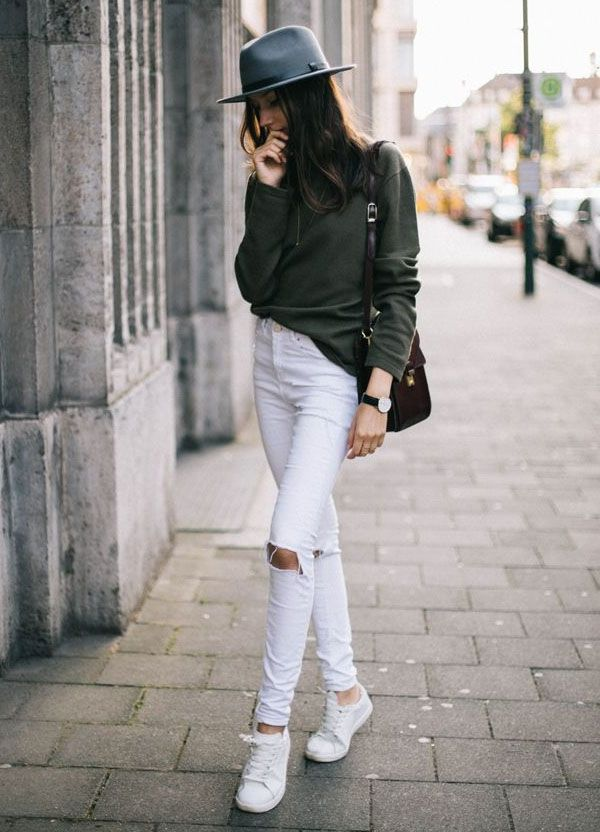 destroyed-jeans-converse-white-hat-style