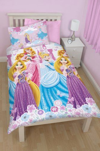 Disney Princess Dreams Single Rotary Duvet Set Disney Http Www Amazon Co Uk Dp B00j5i6cgo Ref Girls Bedroom Bedding Duvet Cover Sets Kids Bedroom Accessories