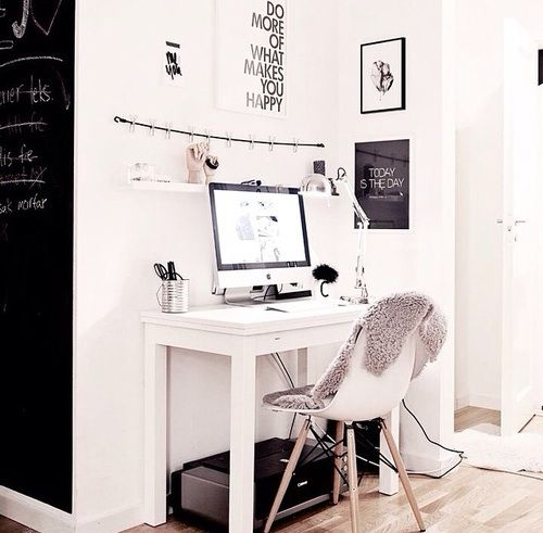white tumblr inspired room Google Search House Stuff
