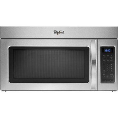 Whirlpool - 1.7 CuFt Over The Range Microwave
