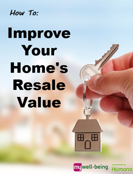How To Improve Your Home's Resale Value Health insurance