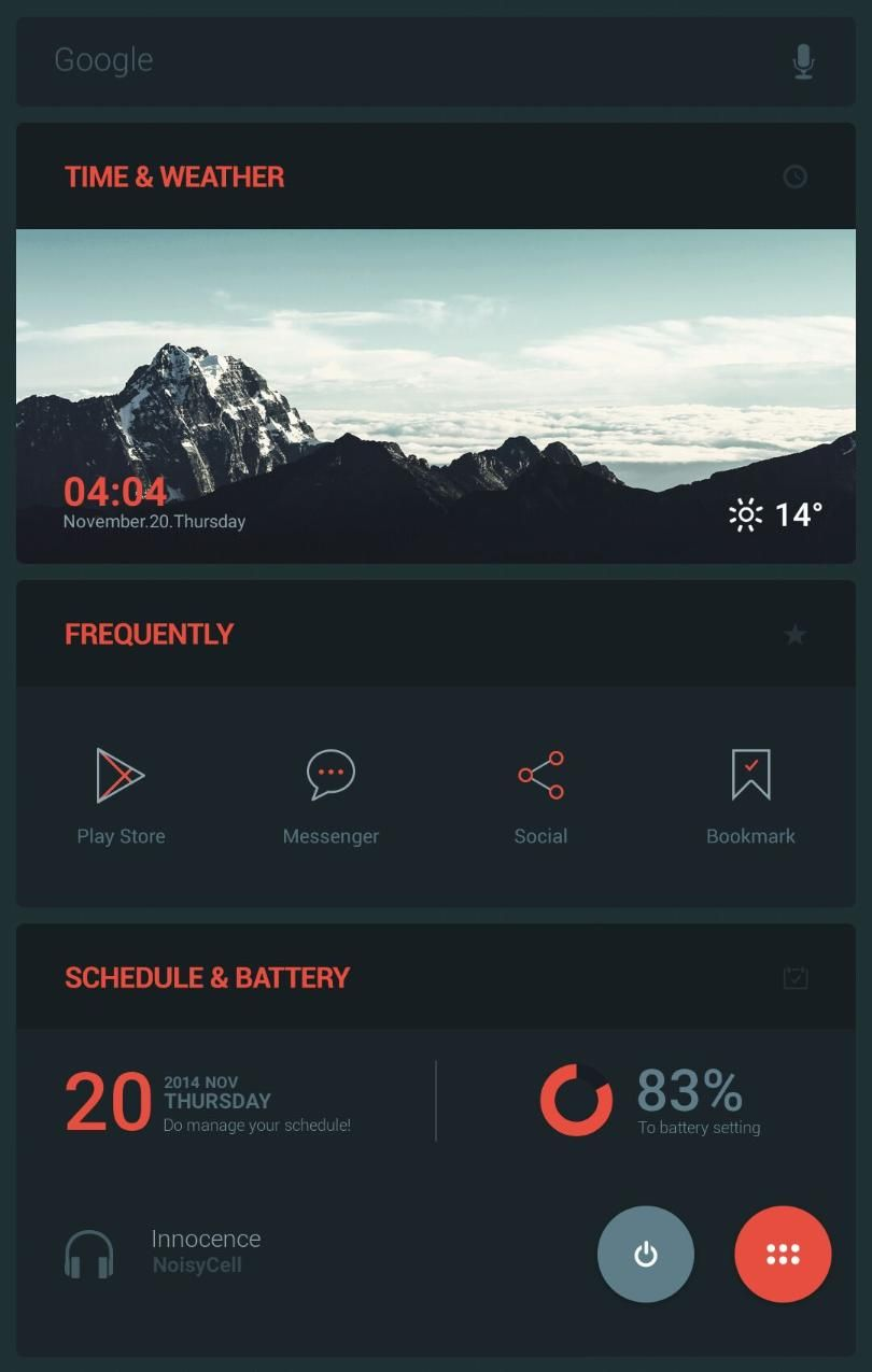 [Homepack Buzz] Check out this awesome homescreen! Leche Design™ FLAX    Flat UI - X Edition  (2014. 11. 21 Uploaded)    FLAX Icon Homepack Link : http://www.homepackbuzz.com/homepack/937084    …