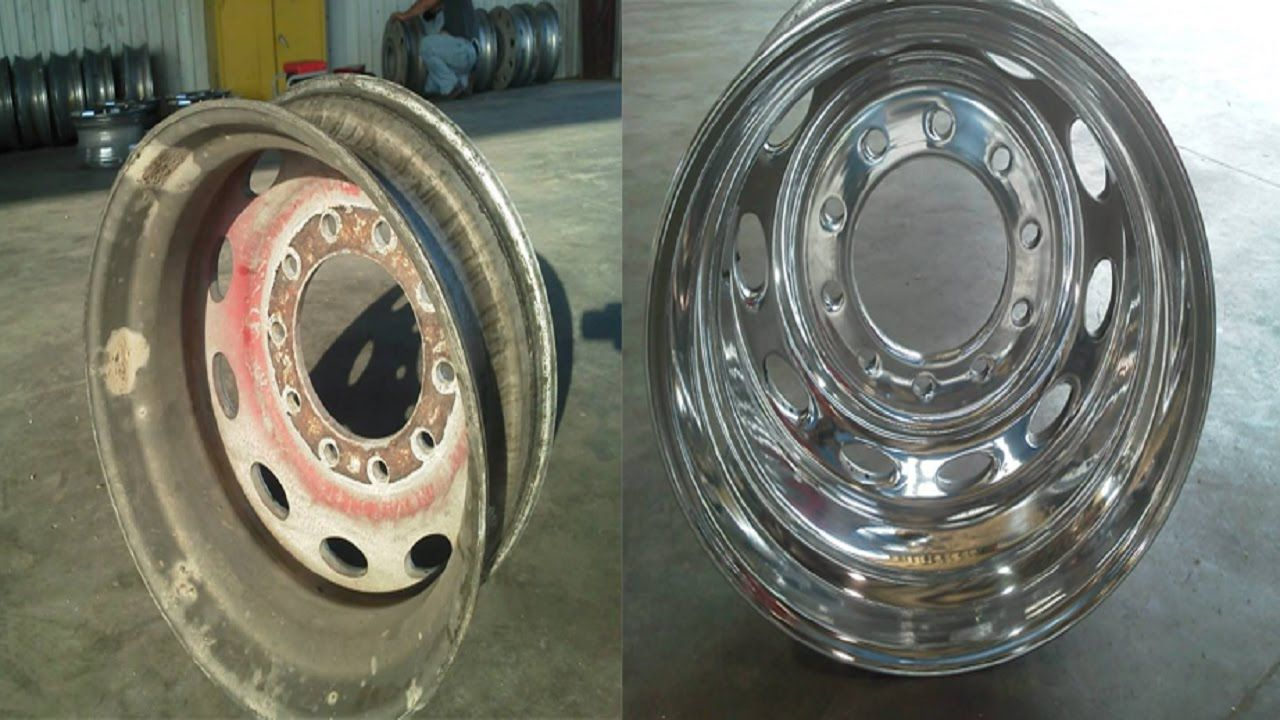 How to Polish Aluminum Wheels. (With images) Aluminum