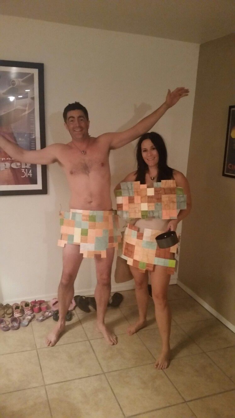 naked and afraid costume- got so many laughs and compliments on this