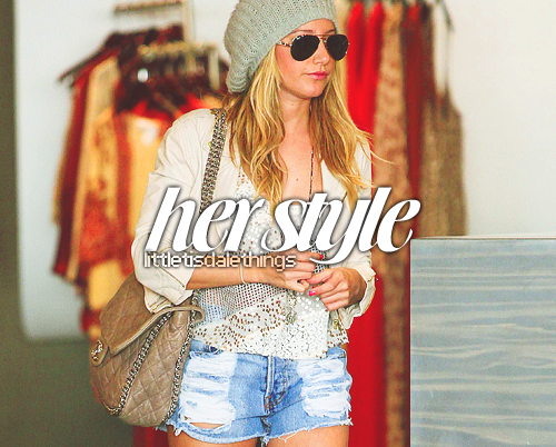 little tisdale things