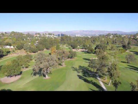 Woodland Hills Country Club Hole 13