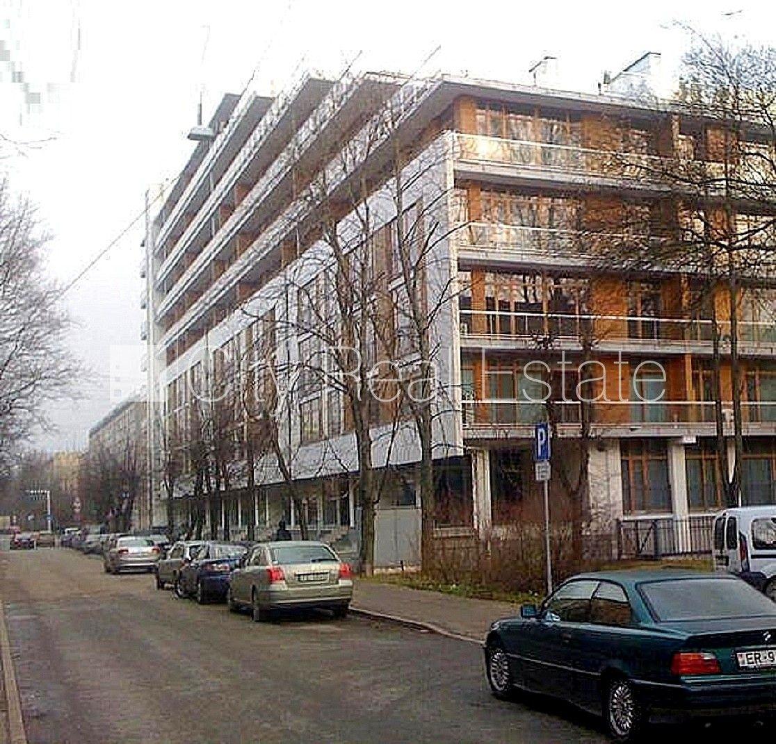 Apartment For Sale In Riga, Riga Center, Tomsona Street