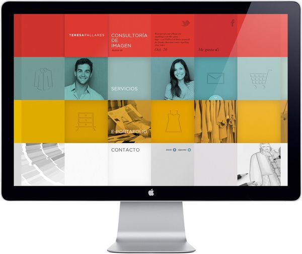 Web Consultoria De Imagen Manuel Navarro Orozco Layout Buttons Beautiful Web Design Top Web Designs Web Design Inspiration
