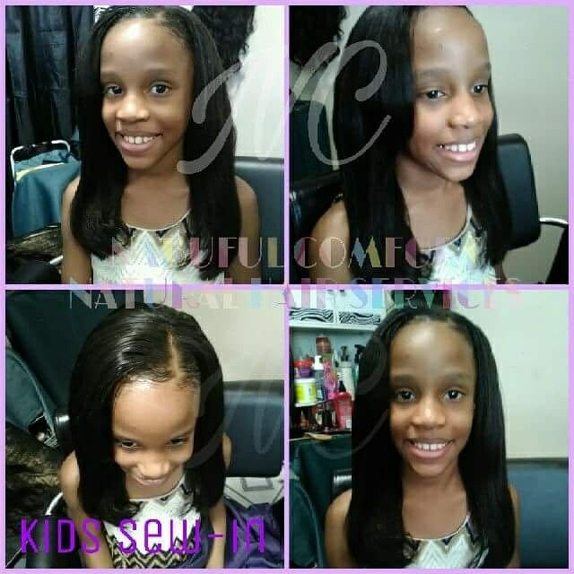Kids Sew In Hair Styles Sewing For Kids Style