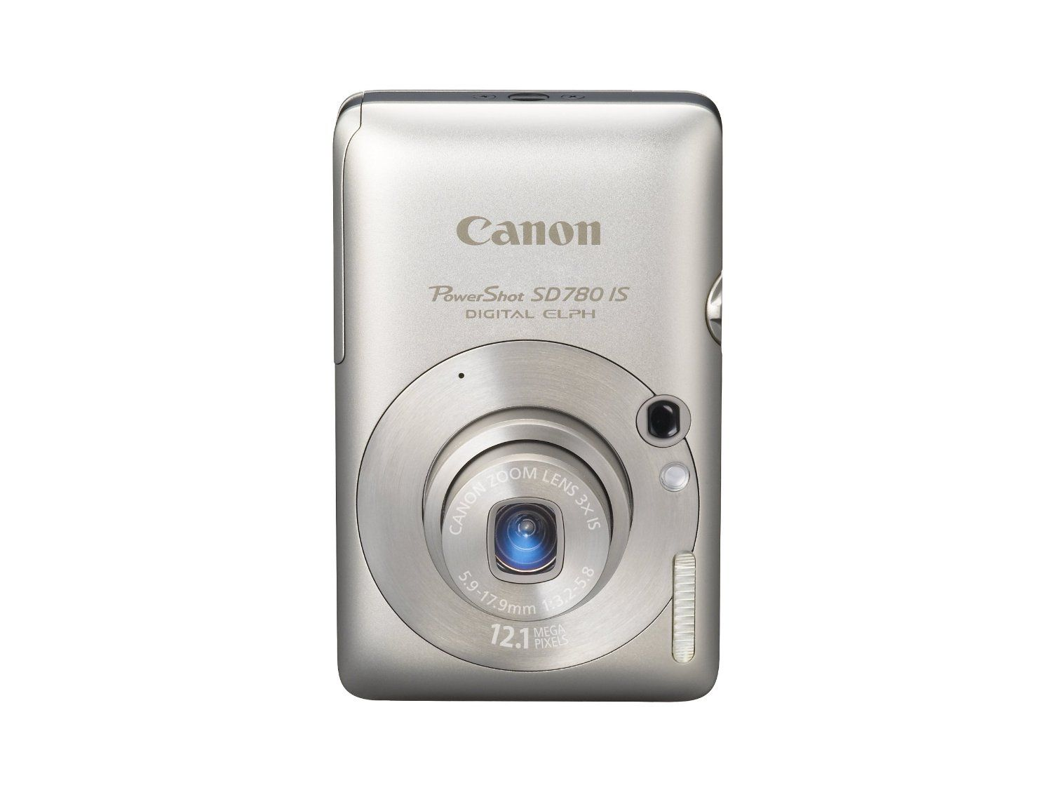 Canon Powershot Sd780is 12 1 Mp Digital Camera With 3x Optical Image Stabilized Zoom And 2 5 Inch Lcd Silver Price Powershot Digital Camera Optical Image