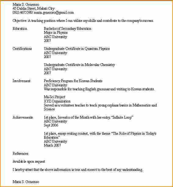 experience high school student resume examples work http - resume samples for high school students