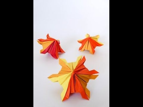 Photo of origami snowflake 2( diseño de Leandro Carlos MADUEÑO)