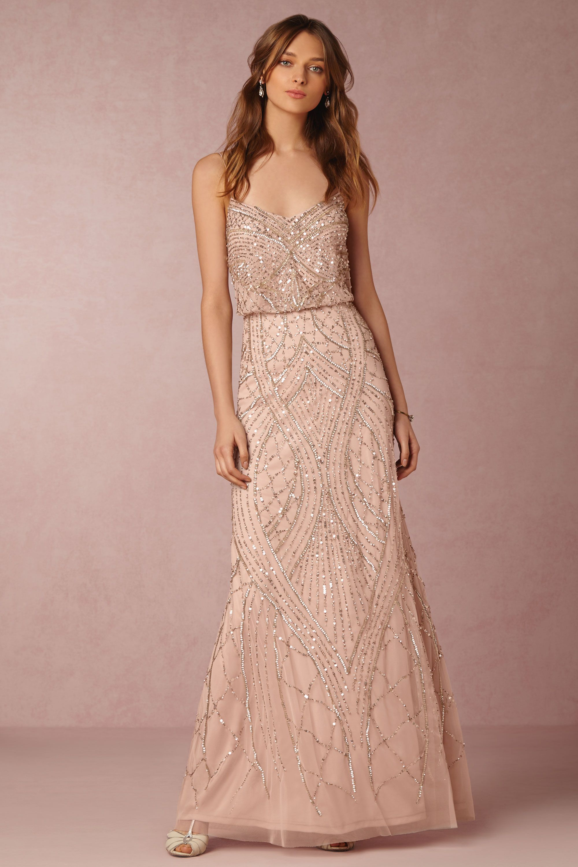 Bridesmaid Dress Possibility - Tobin Dress from @BHLDN | Bodas ...