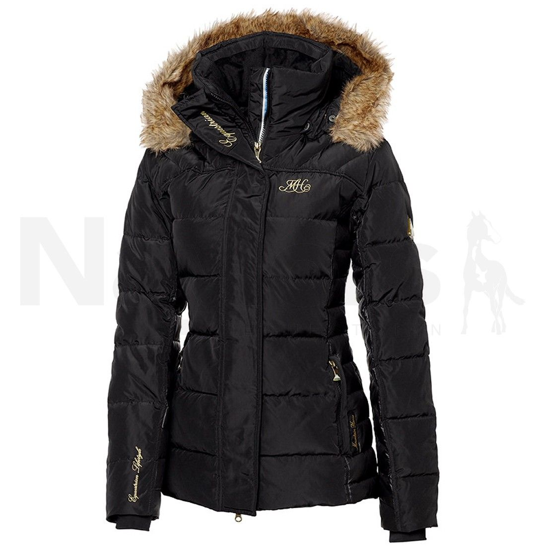 a73fe25fc Mountain Horse Ladies Belvedere Jacket Black | Things to Wear ...