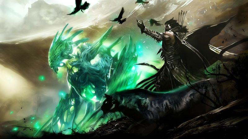 guild wars 2 necromancer   Decaying Matter   Guild wars