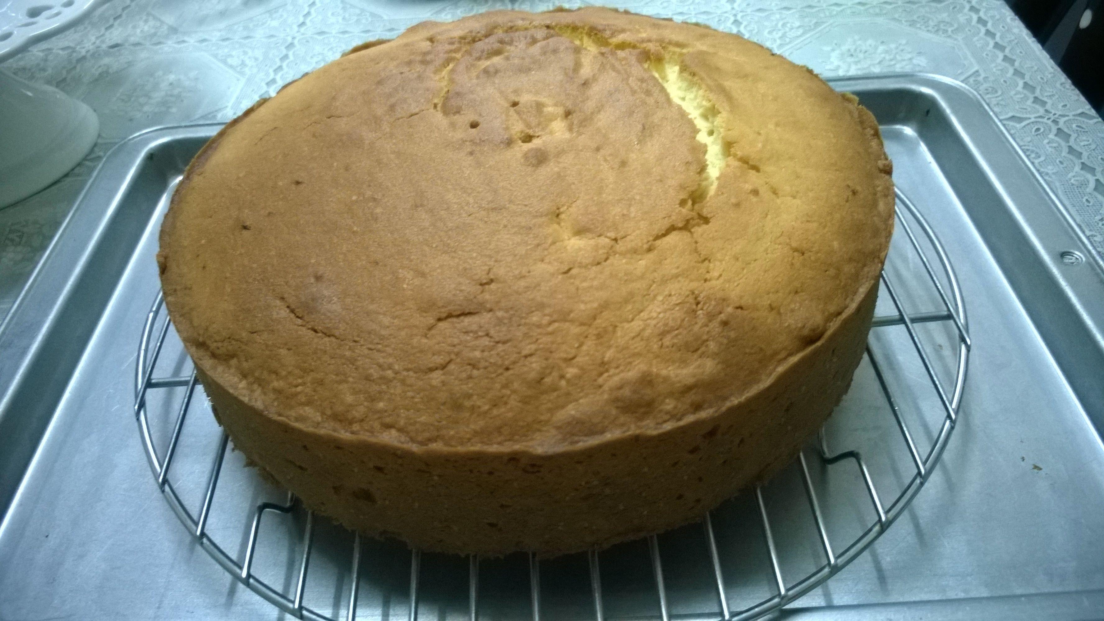 Orange Sour Cream Cake Rachel Allen S Recipe