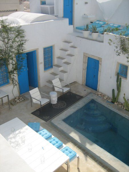 Superior For Rent Erriadh Tunisia Riad ( Typical House Of Morocco), Discover U0027Dar  Bibineu0027 Bed And Breakfast IHA : Swimming Pool, Steam Bath, Massage Table