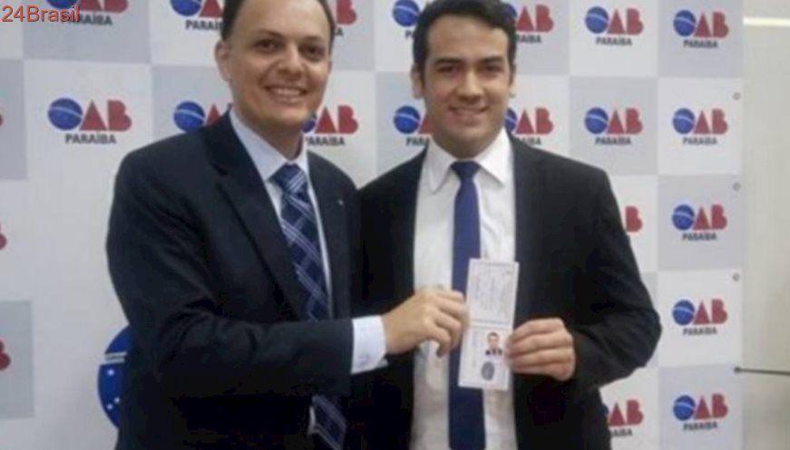 Aprovação de advogado paraibano em concurso do TRE-SP vira polêmica na internet