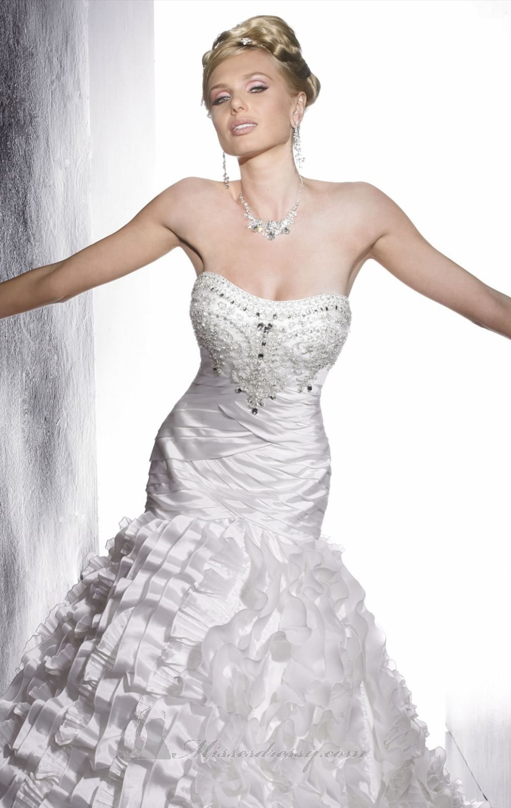 Wedding dresses springfield mo  Christina Wu  by Christina Wu  ウェディングドレス  Pinterest