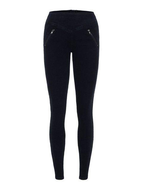 Vero Moda High Waist Skinny Fit Hose Reissverschluss Hinten An Der Taille Online Kaufen In 2020 Hosen Skinny Und Fit