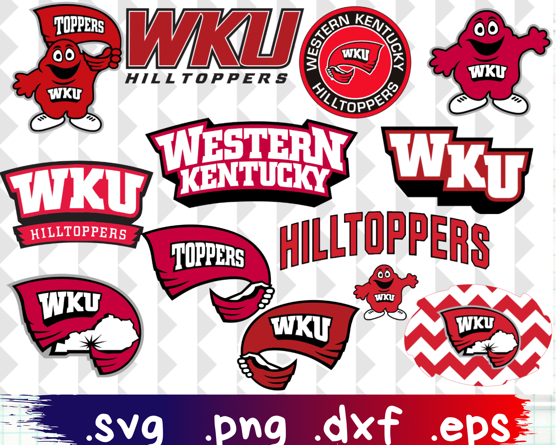 Western Kentucky, WKU, WKU svg, WKU logo, Western Kentucky