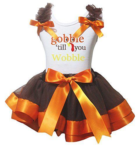 Petitebella Birthday 2nd White Shirt Hot Pink Valentine Heart Petal Skirt Nb-8y