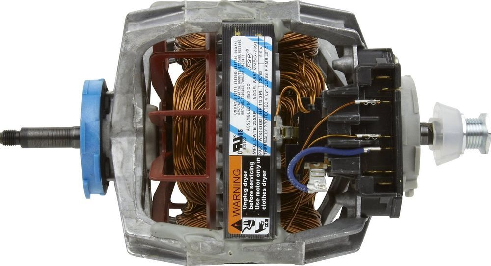 Drive Motor for Whirlpool Dryer Part 279827 Major