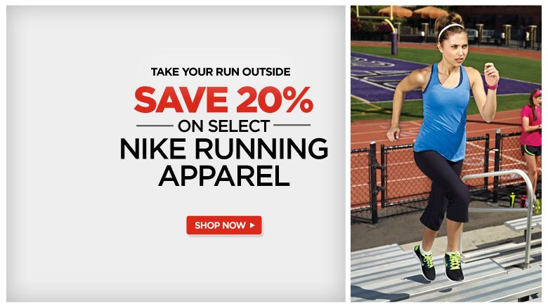 Sports Authority Coupon 20 Off Nike Sale! Clothing