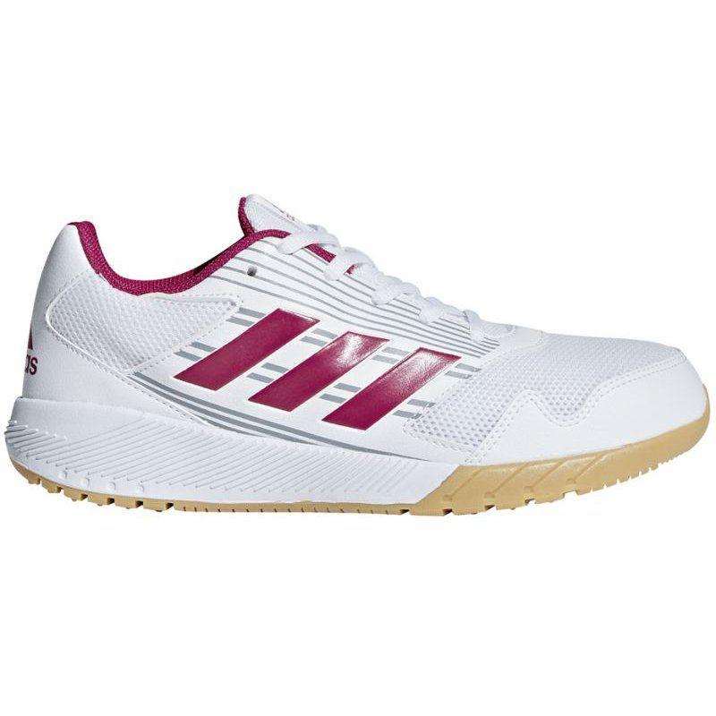 97b64084be775 #Buty sportowe dziecięce #Dla dzieci #Adidas #Adidas #Białe #Buty #Adidas #Alta  #Run #Jr #Ba9427