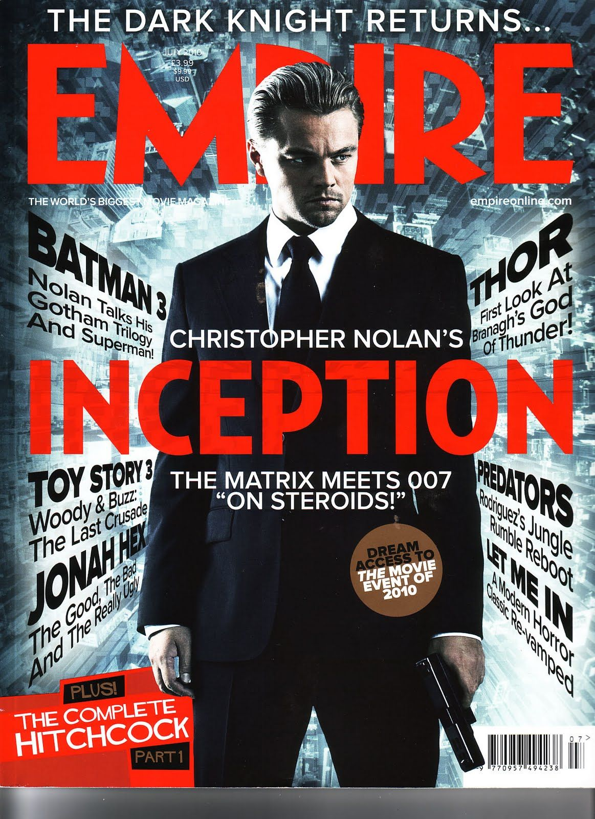 Inception is Christopher Nolan's latest visual and cerebral treat ...