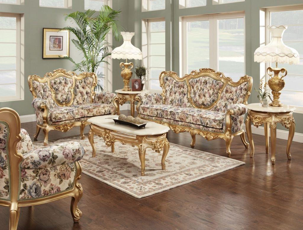 French 3 Pc Living Room Set Living Room Sets Furniture Living Room Sofa Set Wooden Sofa Designs