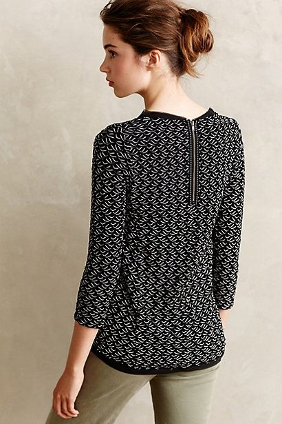 Purl Swing Sweater | anthropologie $68